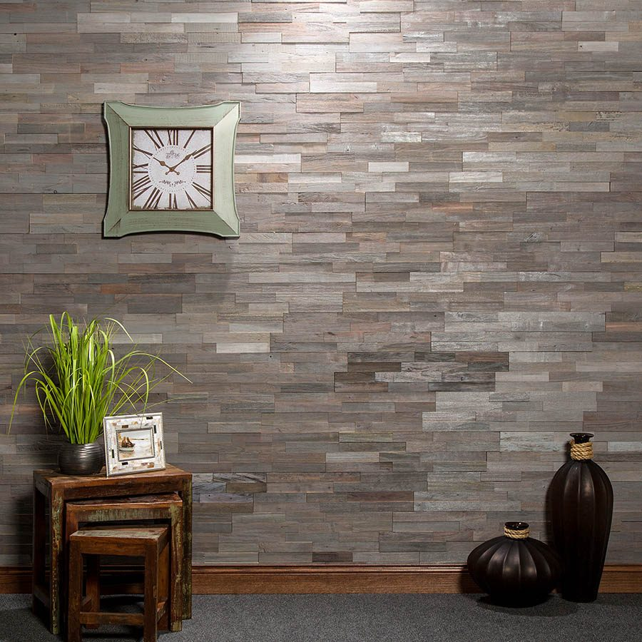 Aspect - Wood Tile in Weathered Barn